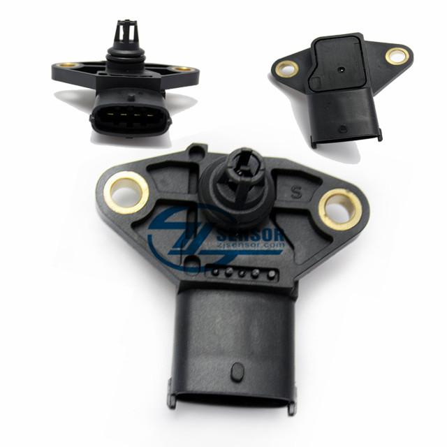 0281002655 Intake Air Manifold Absolute Boost Pressure MAP Sensor Sender For MAN DAF IVECO SCANIA TRUCK LION TGA TGL TGX TGS TGM Diesel 51274210216