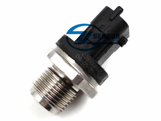0281006327 DIESEL Common Rail Fuel High Pressure Sensor 6754721212 For KOMATSU Dodge Cummins 6.7L