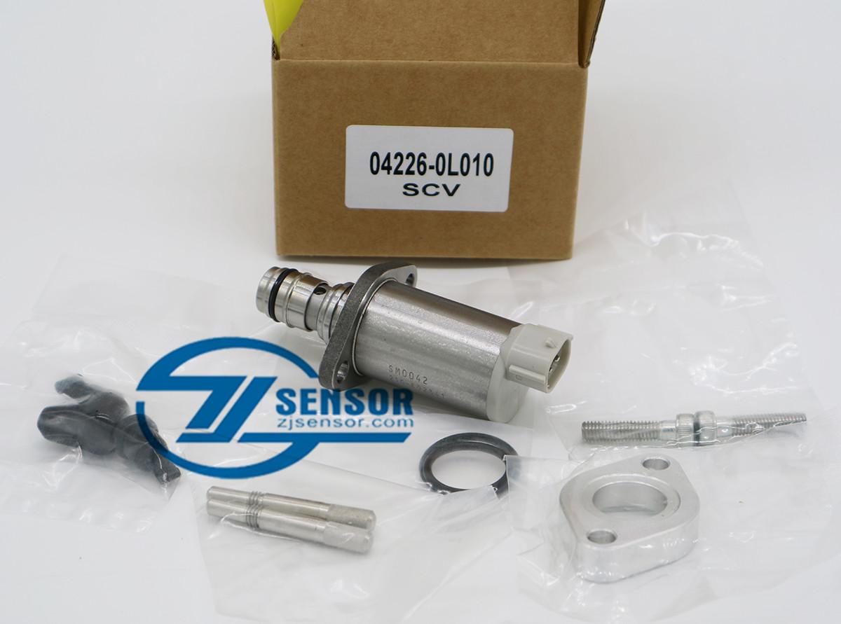04226-0L010 Diesel Pump SCV Valve Kit Suction Control Valve for TOYOTA Hilux Hiace 2KD