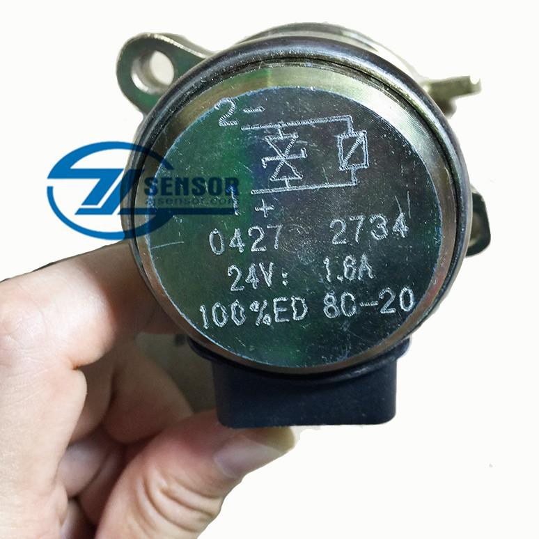 04272734R 04272734 24V Replace Shut Off Solenoid 0427-2734 For Deutz 1011 Motor Case 360 Backhoe Bobcat Skid Steer Loader
