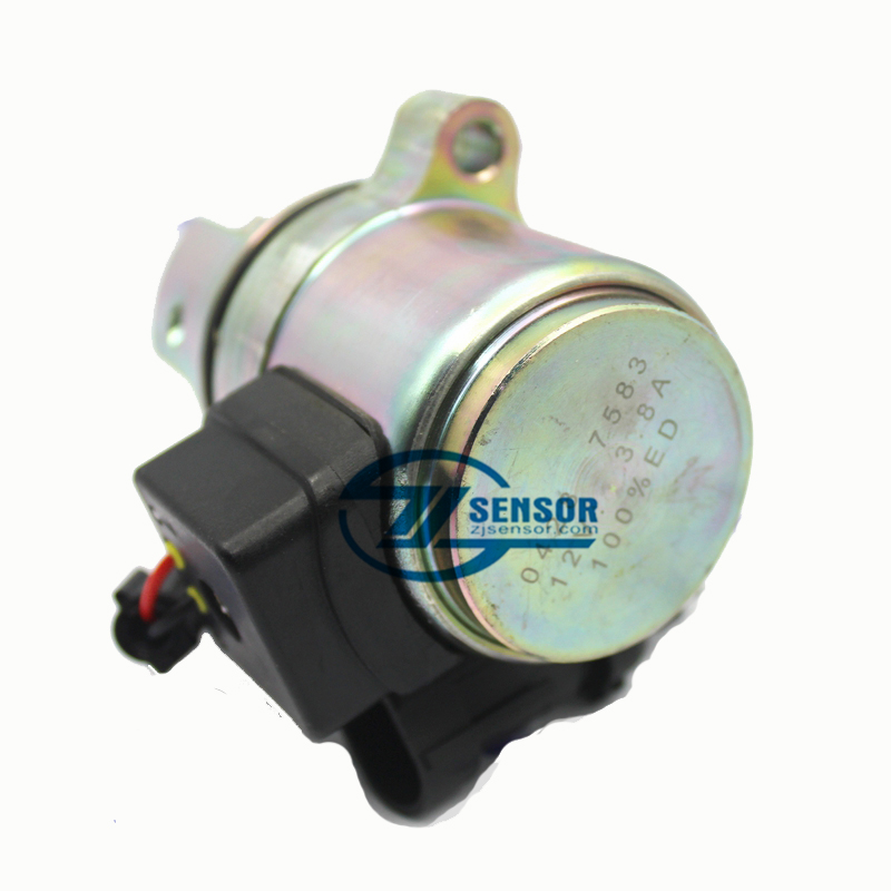 04287583 Fuel Shut off Solenoid 12V 0428-7583 For Deutz FL1011
