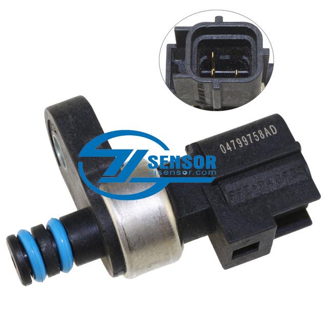 04799758AD Transmission Governor Pressure Sensor Transducer Transduce 4799758 45RFE 5-45RFE 545RFE 68RFE