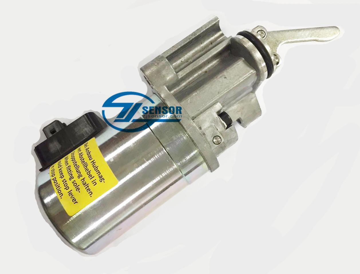 0482-1596 fuel stop solenoid 04821596 0482 1596 or Deutz Engine Parts