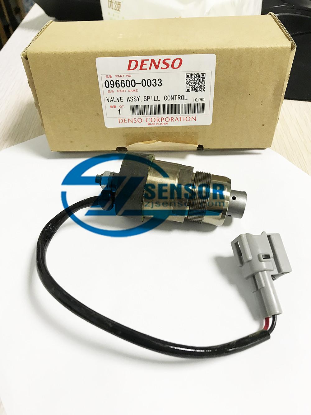 Genuine spill control valve assy 096600-0033,096600 0033,0966000033