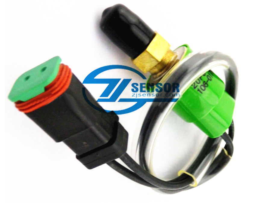 E320B excavator parts 320B 320C pressure sensor switch small square plug OE:106-0179