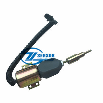 12082006 12V Shut Down Solenoid For DEUTZ Engine