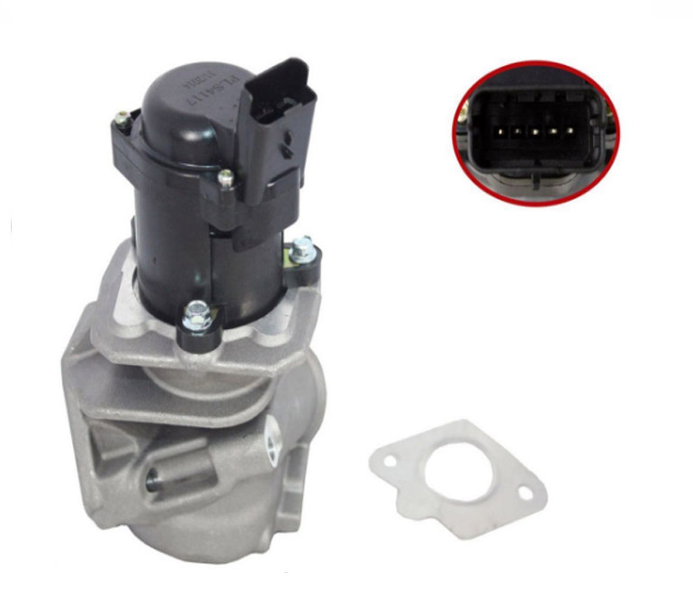 1618N8 EGR Valve 1479845 1682736 1618.N8 1618.PF161846 1618PF 2S6Q9D475BB FOR CITROEN C1C2C3 FORD PEUGEOT TOYOTA AYGO 1.4 HDI