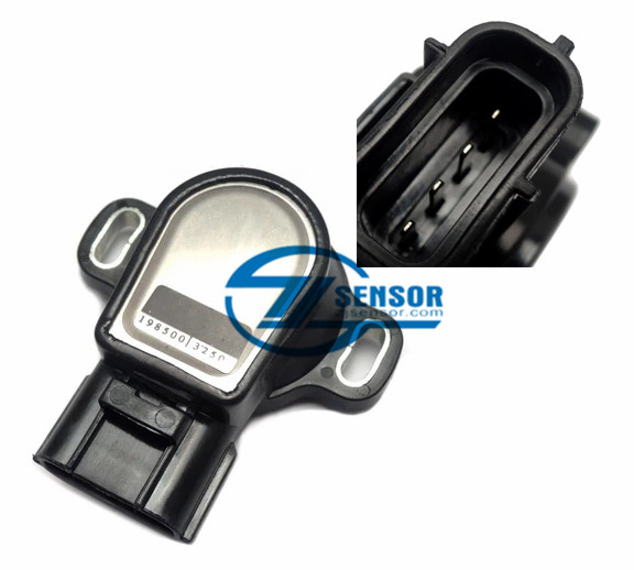 198500-3250 TPS Throttle Position Sensor for Jaguar 1999-2003 X-Type 2.5L 3.0L XJ XK XF