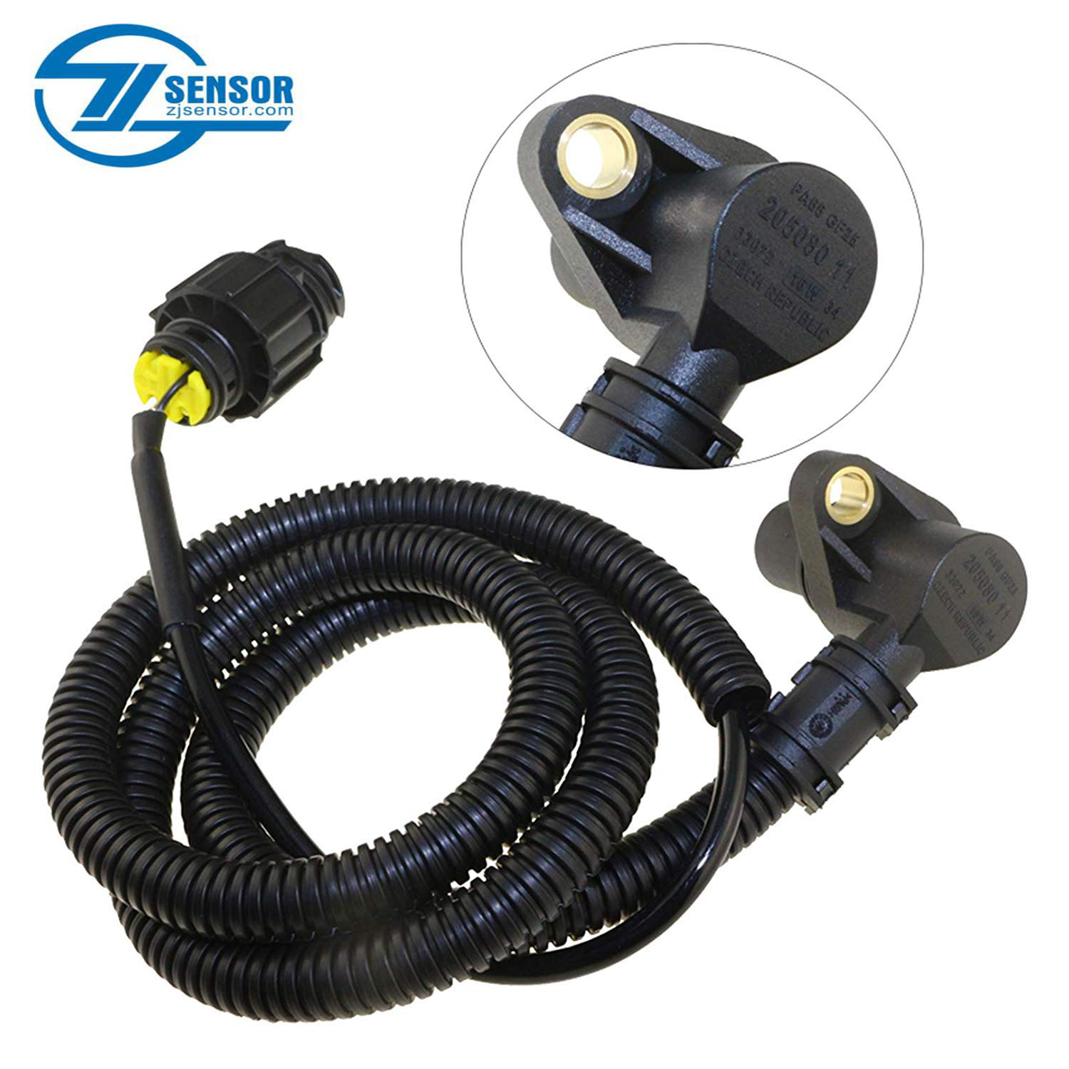 20374282 Crankshaft Position Sensor For Volvo 20508011