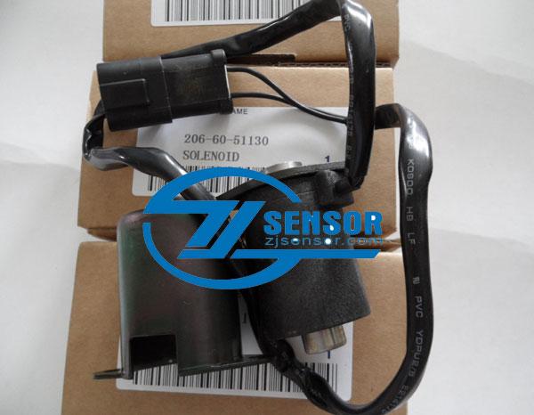 206-60-51130 Rotary Solenoid Valve