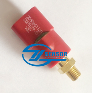 2060661130 Pressure Switch Sensor 206-06-61130 20PS579-21 For Excavator KOMATSU
