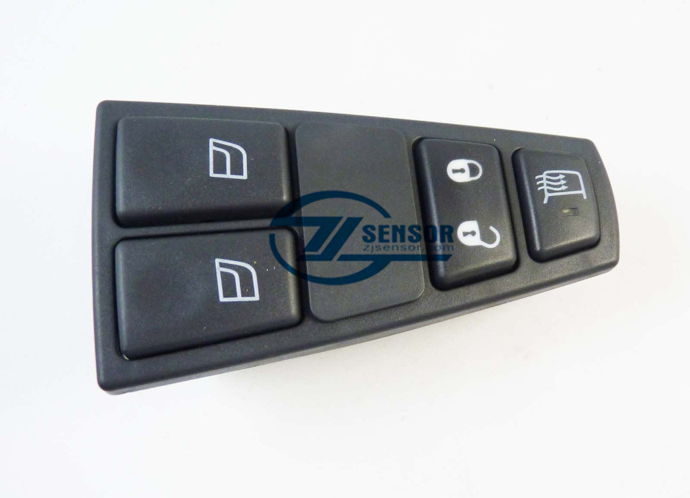 20752915 Electric Power Window Switch Control Panel For Volvo Truck