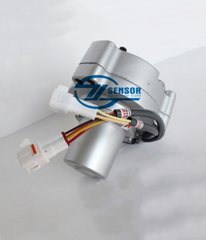 2406U197F4 Throttle motor stepping motor assy for KOBELCO SK120-3/6 SK200-3/5 excavator Governor Motor