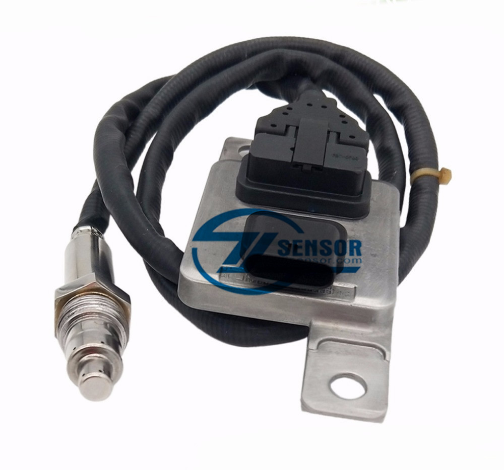2872298 Nitrogen Oxide 2894946RX NOX Sensor 5WK9 6693A for Cummins 24V 1133mm