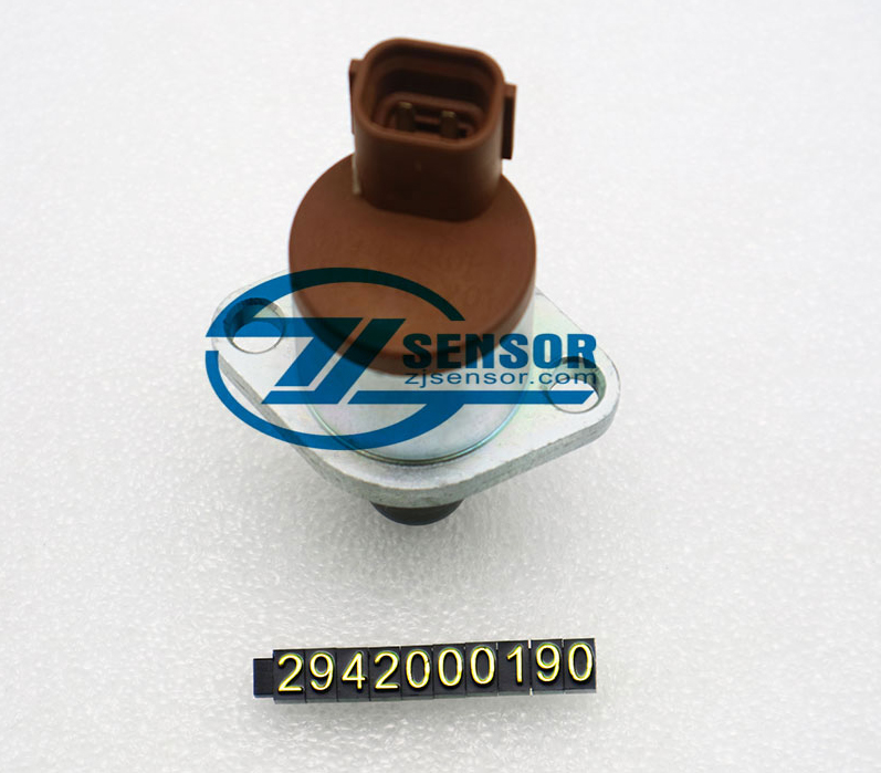 OE: 294200-0190 fuel pump Pressure Suction Control Valve SCV for HINO truck J08E ISUZU Forward MITSUBISH 294200 0190