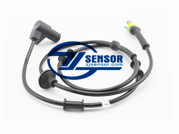 Front Right Anti-lock Brake System ABS Wheel Speed Sensor for ZHONGHUA OE: 3001208