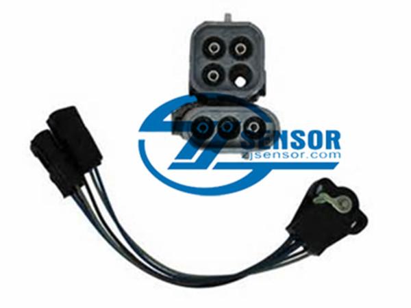 throttle position sensor TPS for JEEP CHEROKEE,OE NO. 33004650,33003390,33004650,8933004650,TPS309
