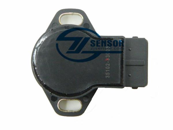 auto parts throttle position sensor TPS for Hyundai Kia Motor GALLOPER Scoupe OEM: 35102-33005