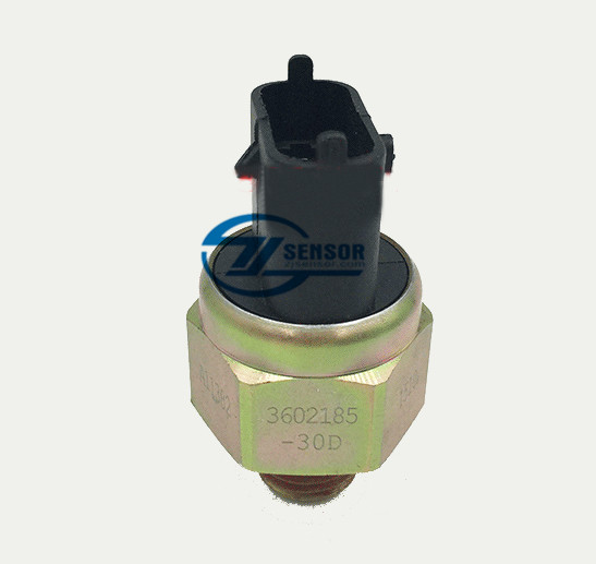 Electronic air Pressure Sensor 3602185-30D 360218530D Thread M14*1.5 for DEUTZ FAW Diesel Engine