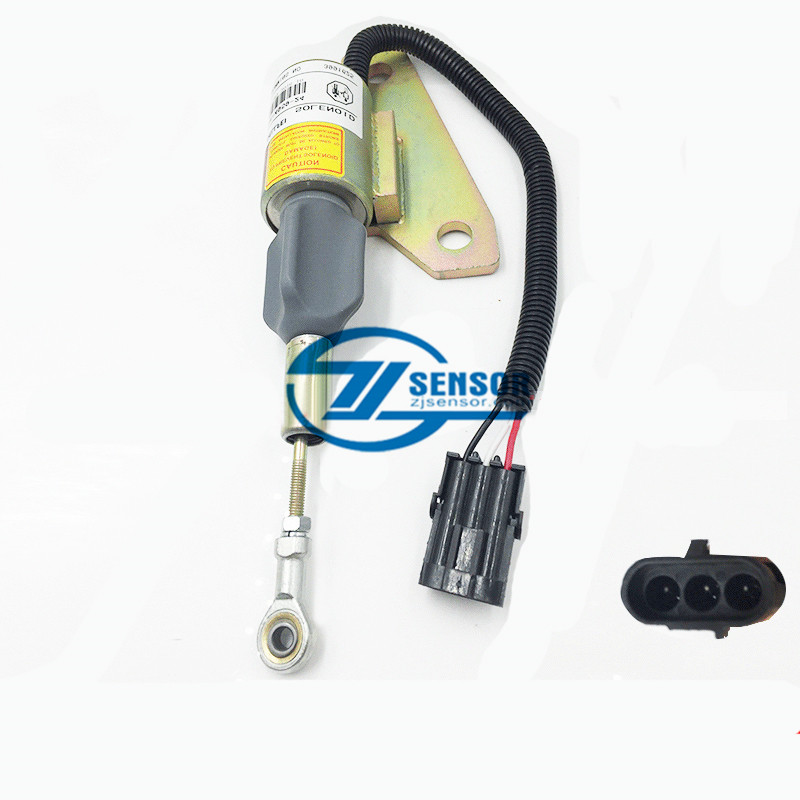 3991626 shutoff ShutDown solenoid for cummins 4BT