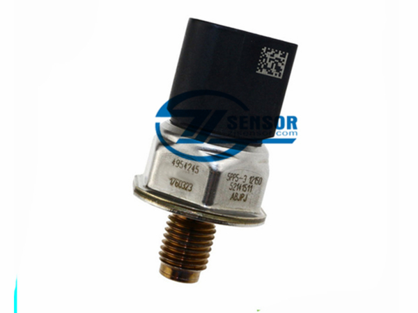 Pressure Relief Valve Fuel Rail Sensor Transducer For Cumnins ISX OE: 4954245