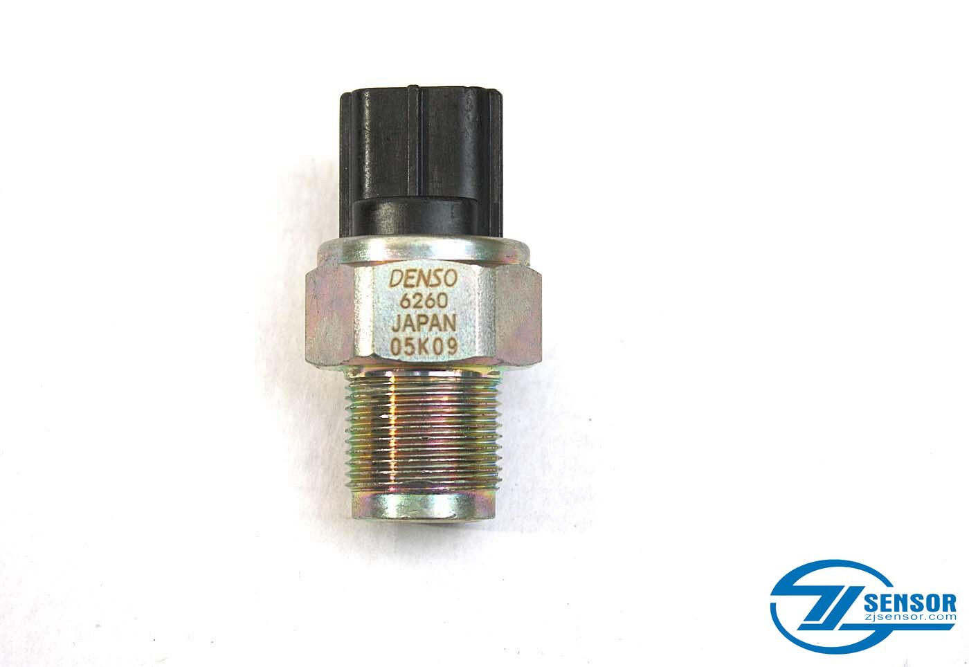 499000-6260 Common Rail Pressure Sensor For Komatsu