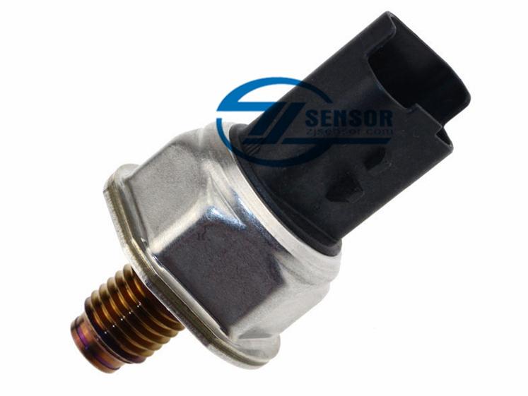Fuel Rail Pressure Sensor Drucksensor For A4 A5 A6 C6 Q7 Phaeton Touareg 3.0 OE:55PP24-02