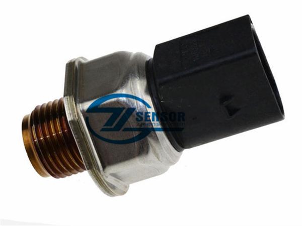 Fuel Rail Pressure Sensor For Focus Mk3/ Mazda 1.4 1.6 TDCi 2011-2014/For Peugeot 206 208/ Citroen 1.4 1.6 Hdi/ VOLVO V40 D2 1.6D, OE: 55PP34-01
