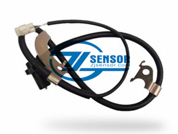 Front Left ABS Wheel Speed Sensor For Suzuki Ignis Wagon Subaru Justy OE:56220-86G00