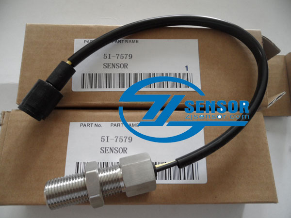 Speed sensor 5I-7579 / 5I7579 for Caterpillar E320 E200B excavator