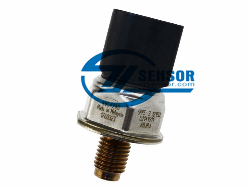 Pressure Relief Valve Fuel Rail Sensor Transducer For Cumnins ISX OE: 5PP5-3