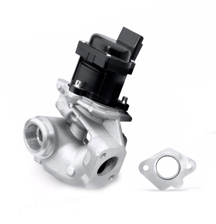 5S6Q9D475AA Exhaust Gas Recirculation EGR VALVE 1682737 1618NR FOR VOLVO C30 S40 S80 V50 V70 MINI CLUBMAN Cooper One R55 R56 1.6