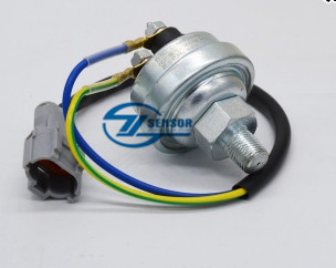 612600090468 electronic oil pressure sensor for Weichai WD615 D618 WP10 P12