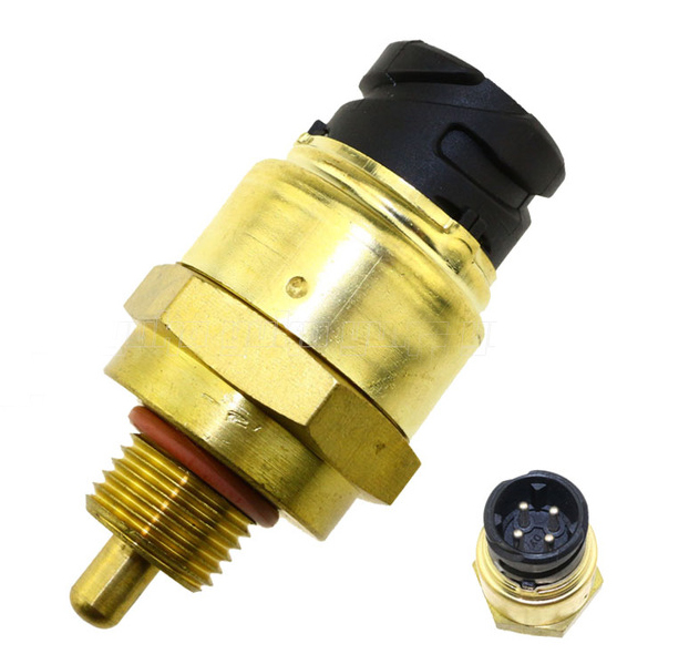 7401077574 Fuel Oil Temperature Temp Pressure Sensor Switch valve For Volvo 550 610 D12 FL6 FL NH VN VNL VHD