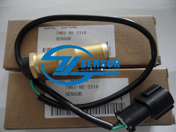 Speed Sensor 7861-92-2310