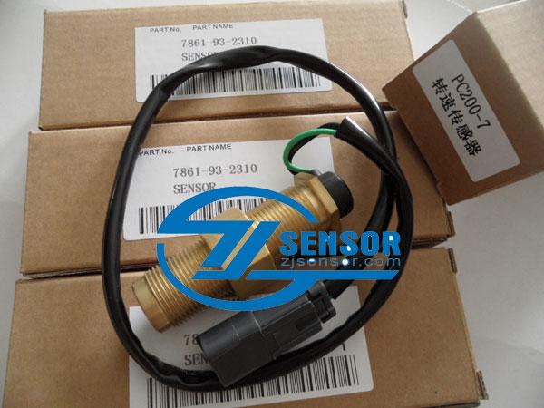 Komatsu speed sensor 7861-93-2310