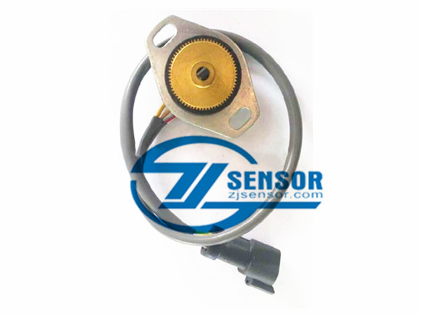 Throttle Position Sensor for Komatsu Excavator PC200-7 OE 7861-93-4131