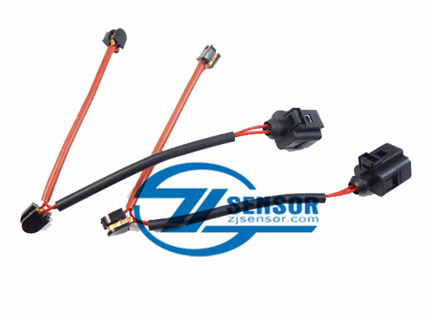 Anti-lock Brake System ABS Wheel Speed Sensor for For Audi Q7 VW Touareg Porsche Cayenne Rear L+R 2PCS OE:7L0907637