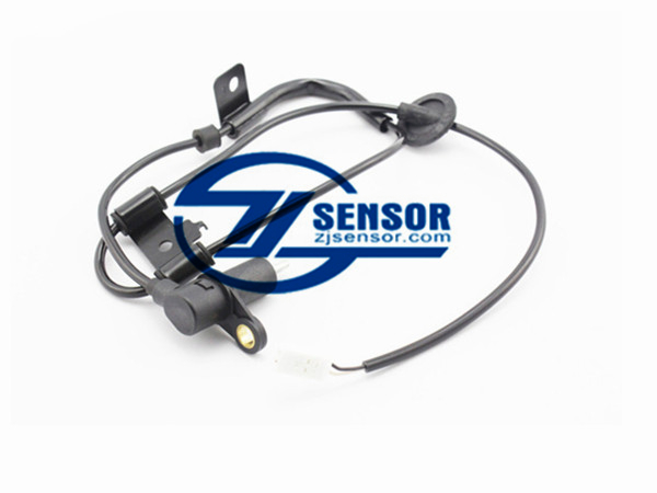 Rear Left ABS WHEEL Speed Sensor For KIA Cerato Hyundai Elantra OE:95680-2D050/
