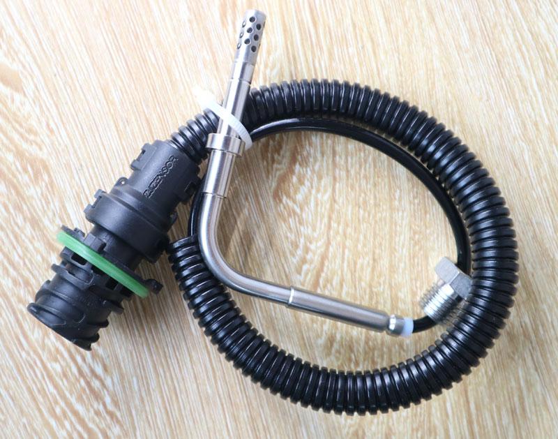 ZJZENSOR A0061530728 Exhaust gas temperature sensor MERCEDES BENZ