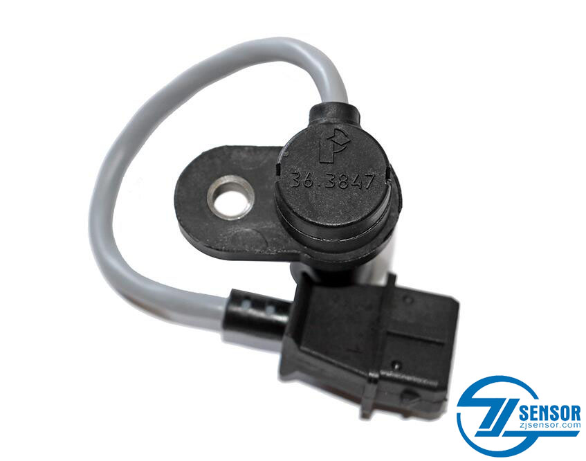 36.3847 Auto Car Crankshaft Sensor For Volga