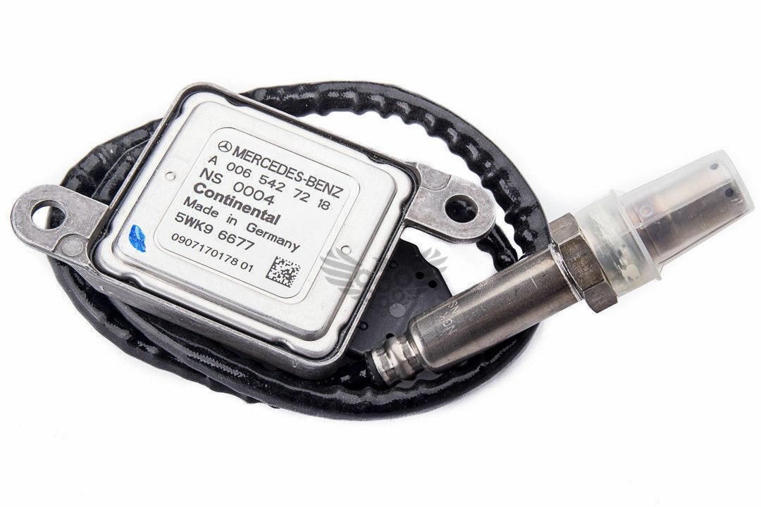 Auto Car Nitrogen Oxide (NOX) Sensor For Benz 5WK96677/A 006 542 7218