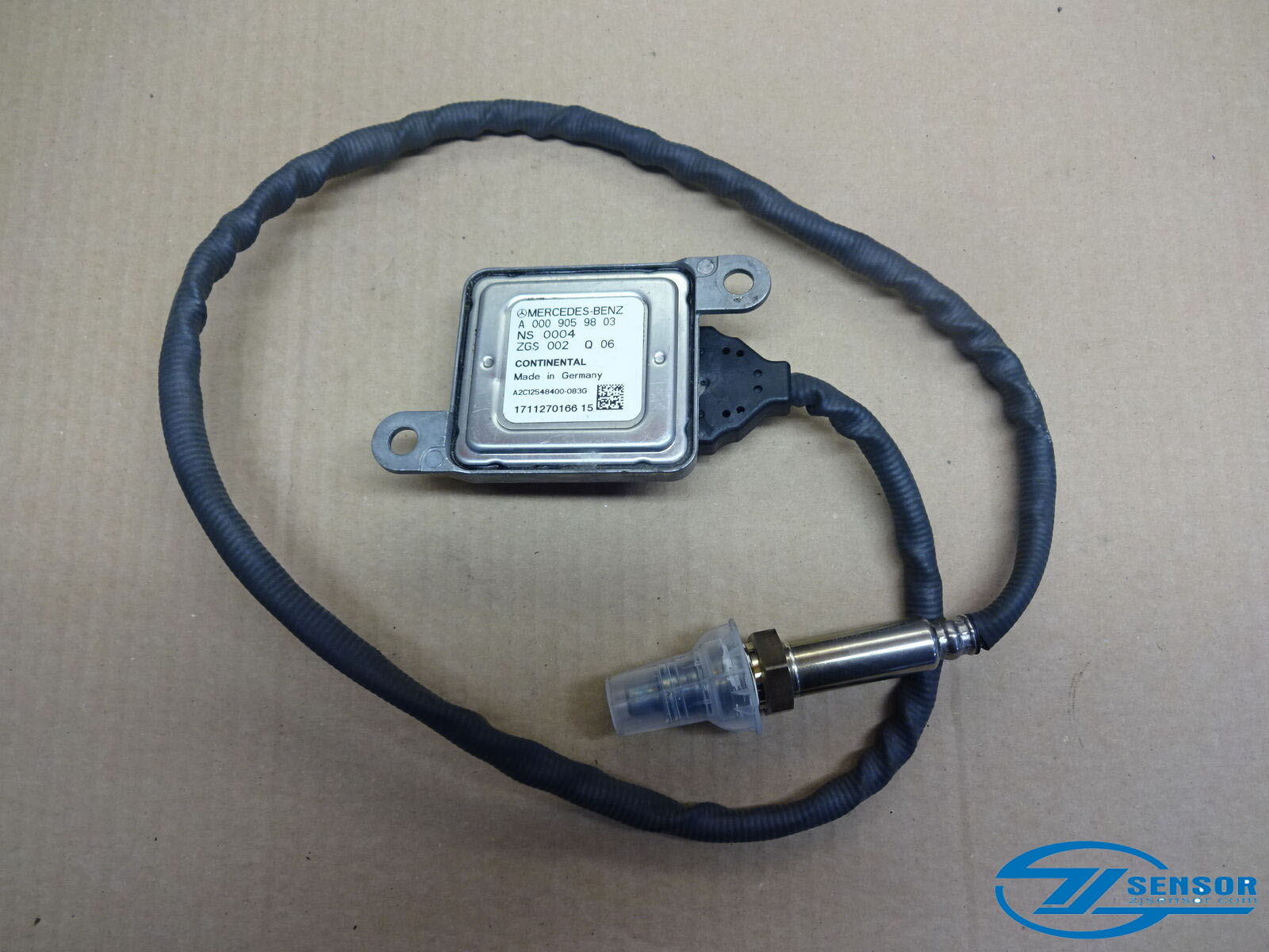 5WK96683E/A 000 905 9803 Auto Car Nitrogen Oxide (NOX) Sensor For Benz