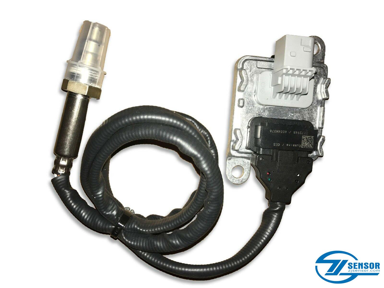 NOX Sensor 5WK96742/2872948 Nitrogen Oxide Sensor For Cummins