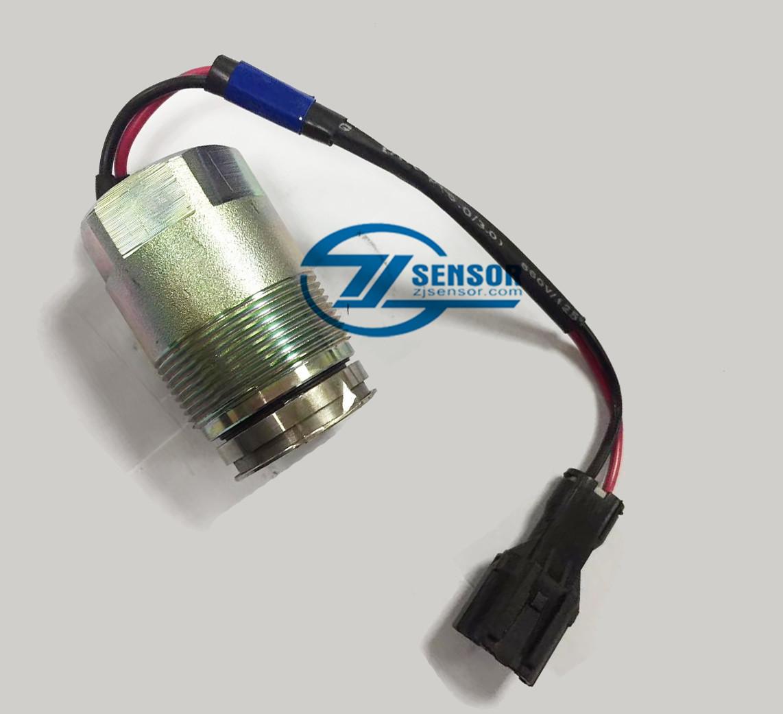MC609-7421120 Hydraulic Pump Proportional valve Solenoid Valve K3V112 SK200-6 for Kobelco excavator