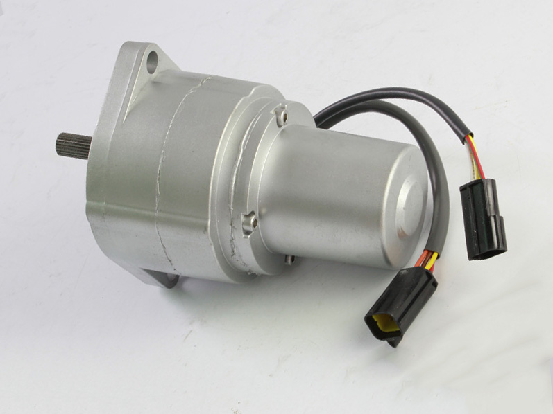 YN20S00002F1 actuator motor for Kobelco SK75-8 SK75 excavator Speed Governor